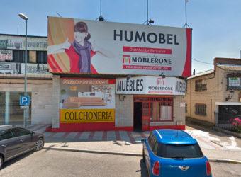 Local Avda. de Fuenlabrada 48. P.I. Los Linares
