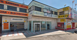 Local Avda. de Fuenlabrada 50. P.I. Los Linares